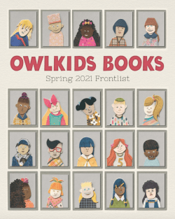 View Spring 2021 Frontlist