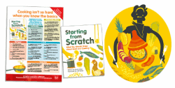 Starting from Scratch cooking basics information sheet