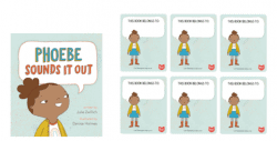 Phoebe Sounds It Out bookplates