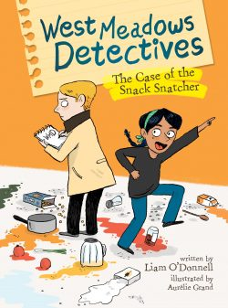 West Meadows Detectives: The Case of the Snack Snatcher