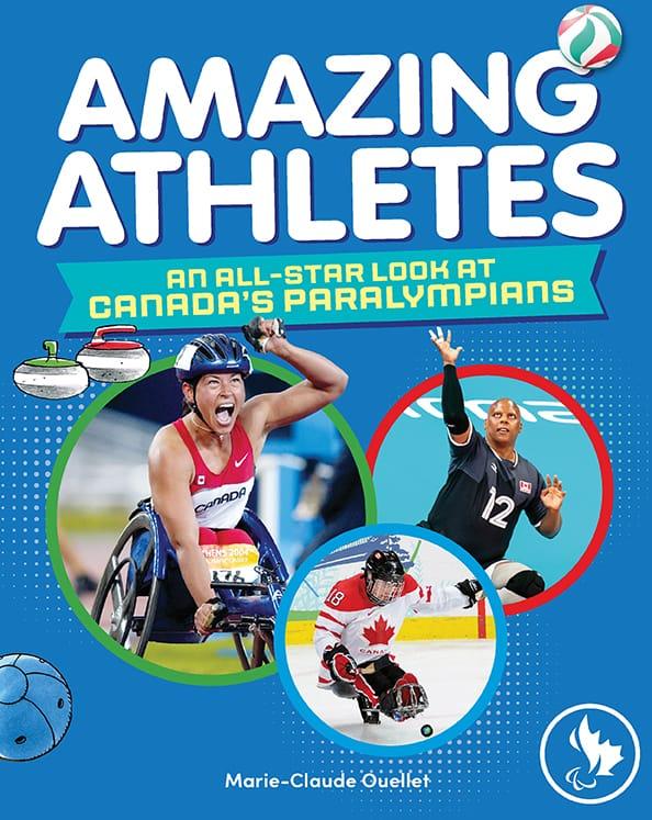 Amazing Athletes Cover