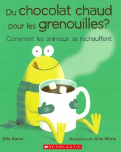 Du Chocolat chaud pour les grenouilles?