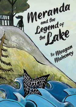 Meranda and the Legend of the Lake Cover
