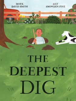 The Deepest Dig Cover