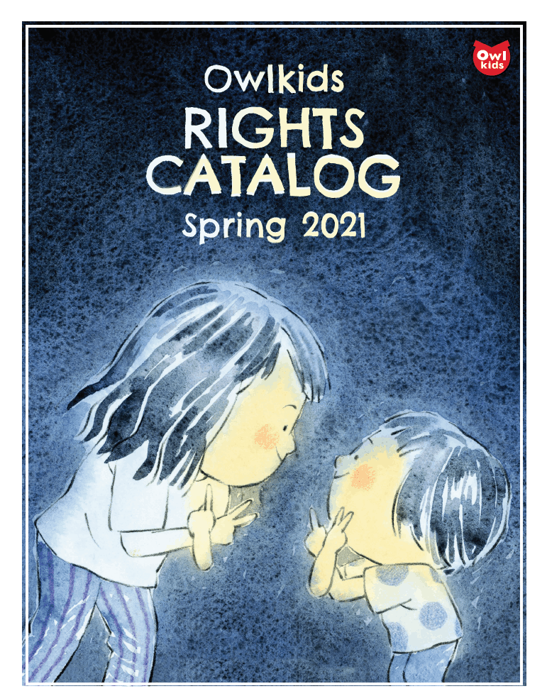 Owlkids Rights Catalog spring 2021