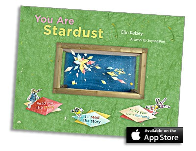 You Are Stardust App Store Cover